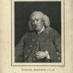 Samuel Johnson, Dictionary Author and Immodium Gulper