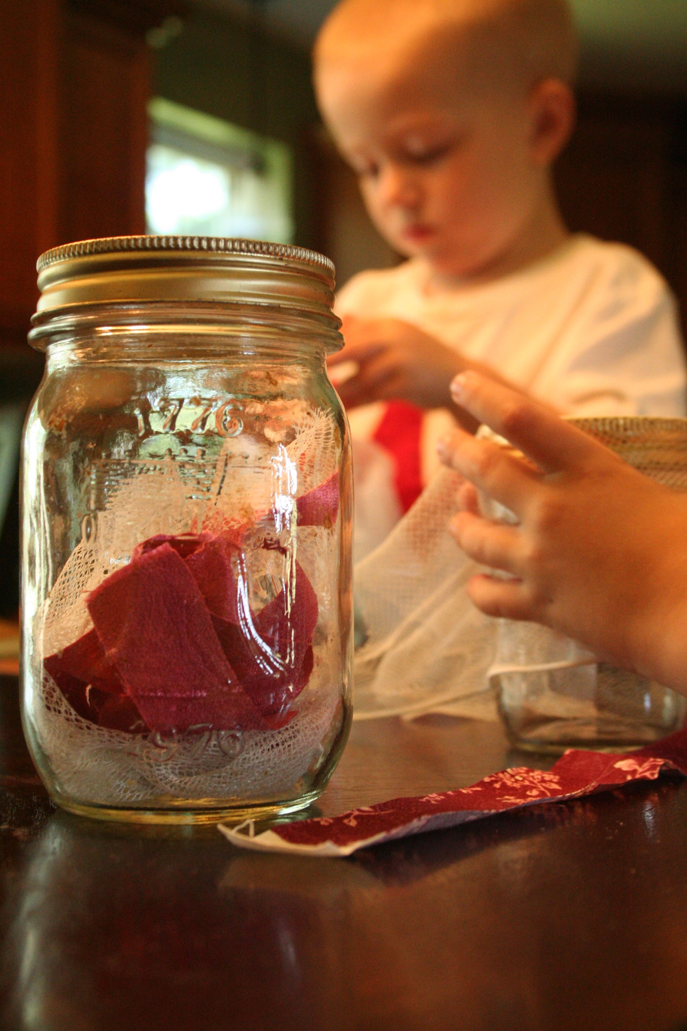 cousin camp firefly jar